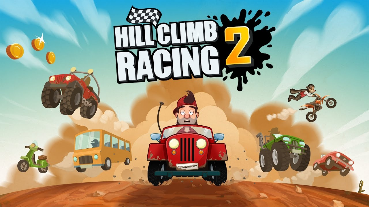 2 hill climb racing