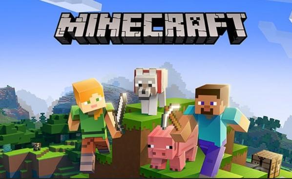 لعبة ماين كرافت MineCraft على الايفون
