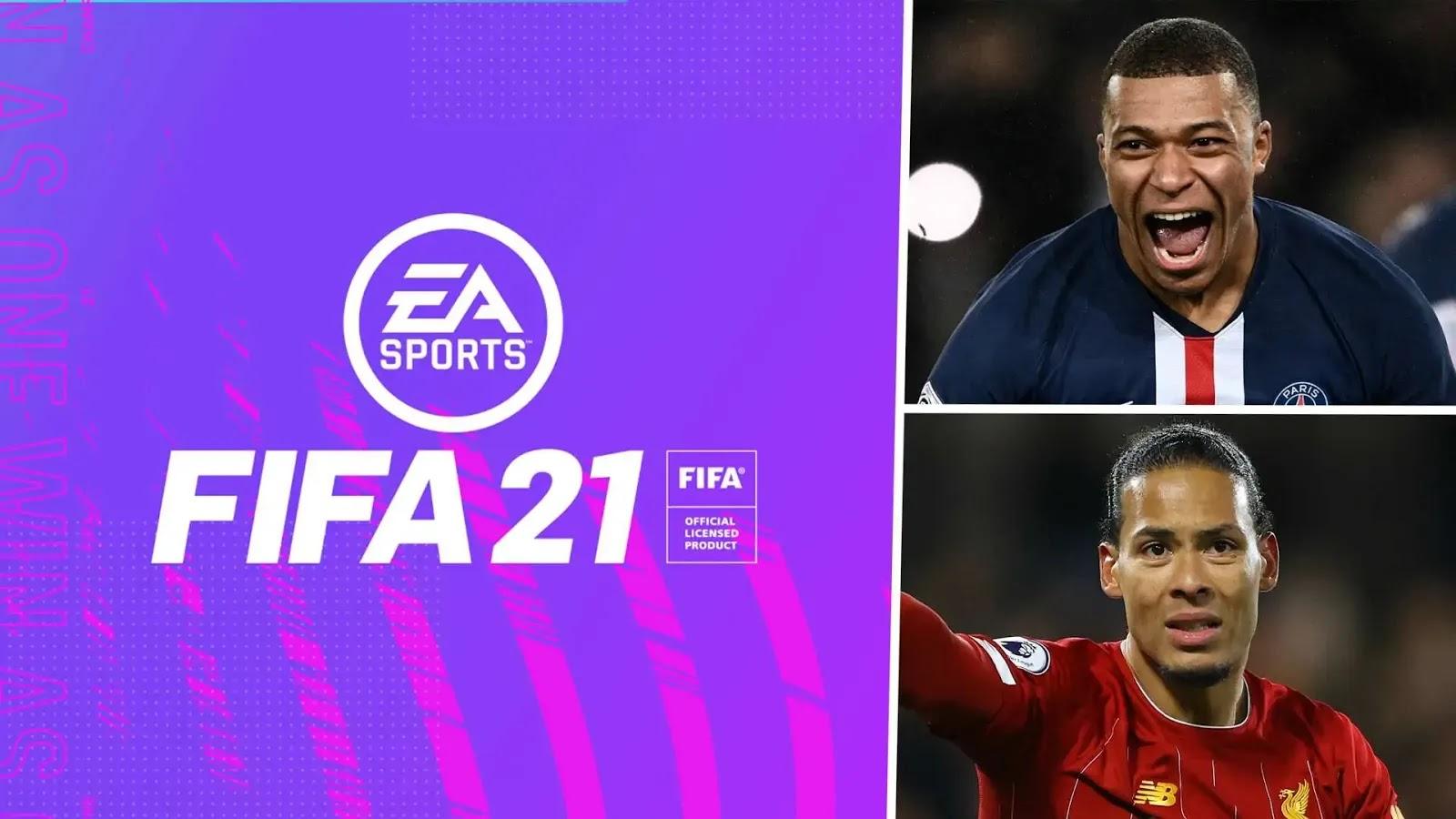 تحميل لعبة فيفا 2021 للاندرويد