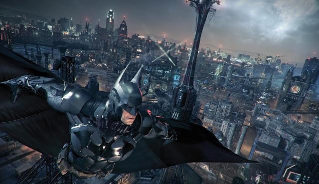 لعبة باتمان للكمبيوتر
