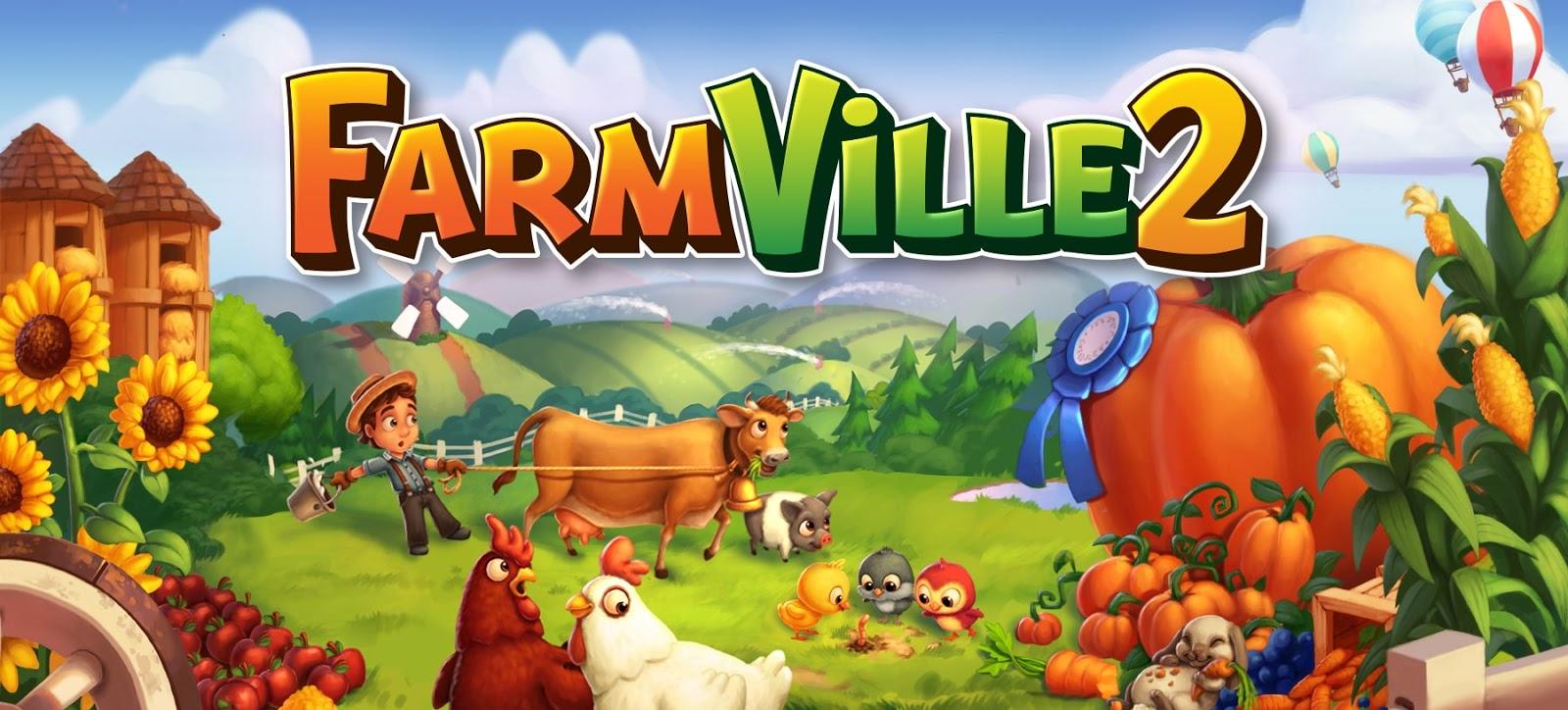 تحميل لعبة farm ville 2 مهكرة للاندرويد 2021 اخر اصدار