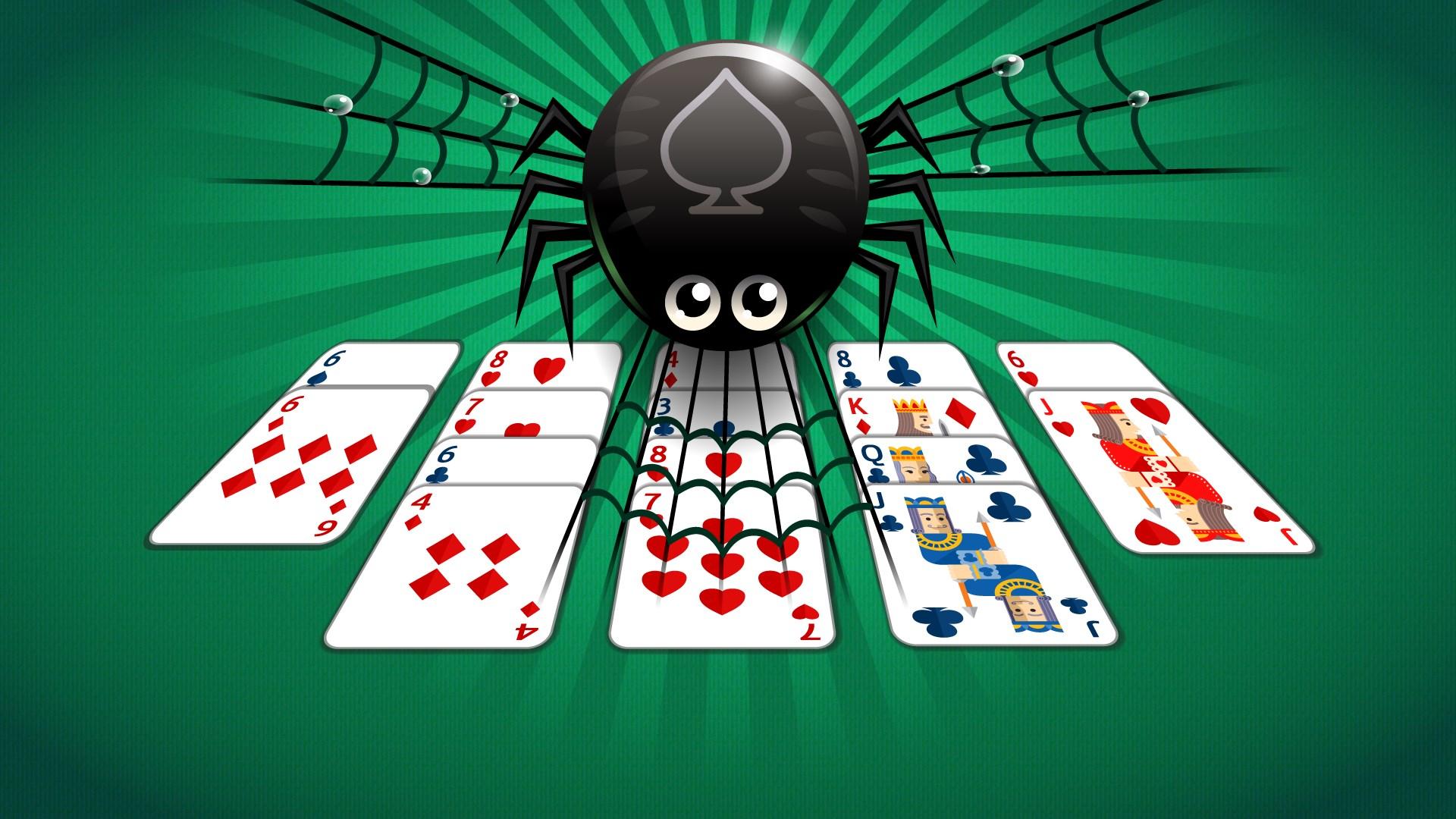 تحميل لعبة سوليتير العنكبوت Spider Solitaire للايفون 2021