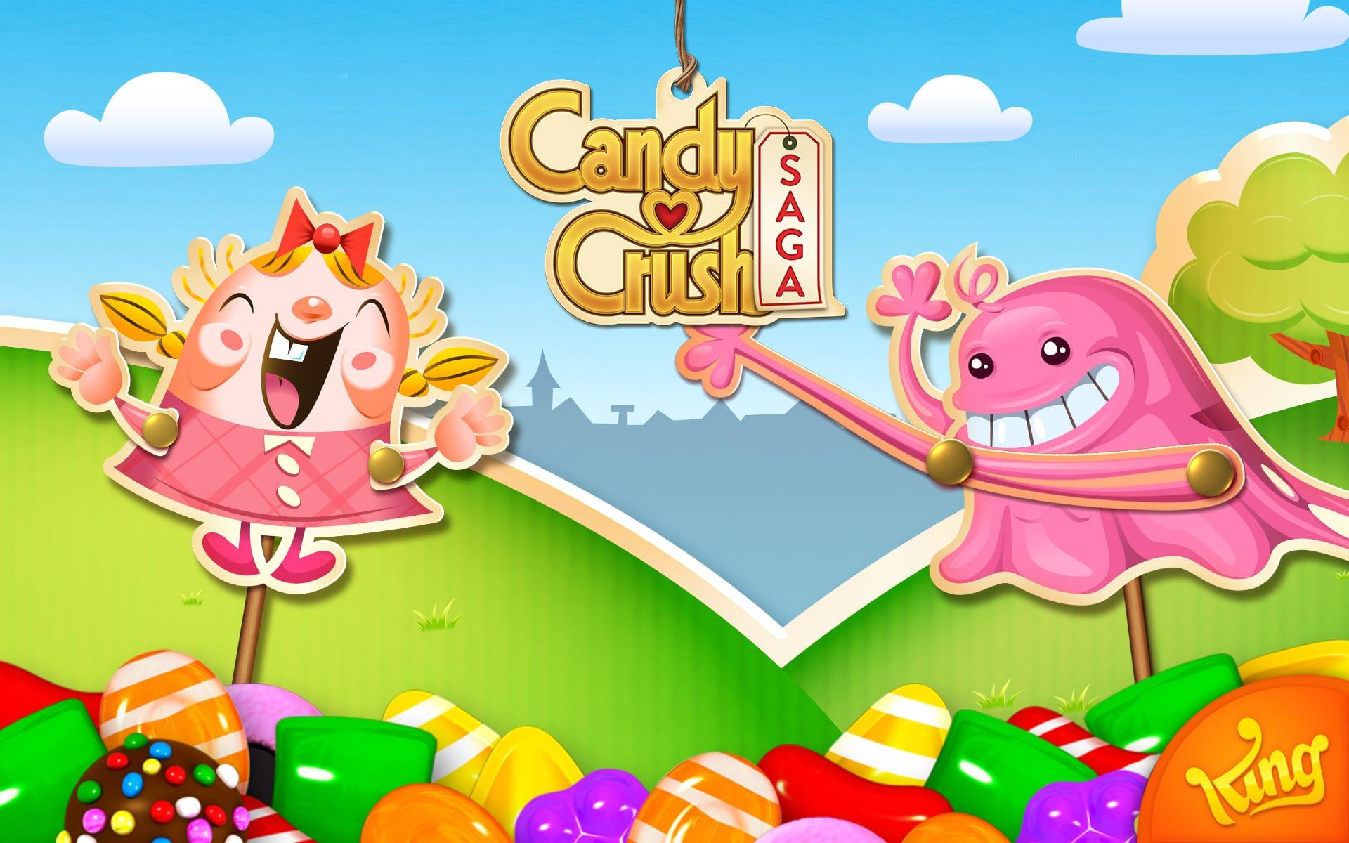 لعبة كاندي كراش كاملة للكمبيوتر